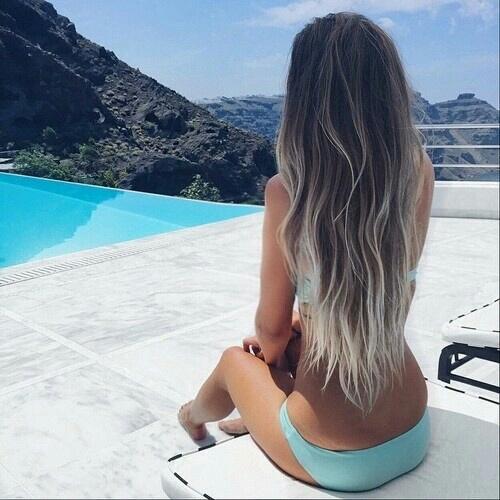 Beach Bikini Babe 1