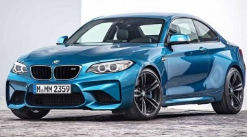 Everything you need to know about the new BMW M2