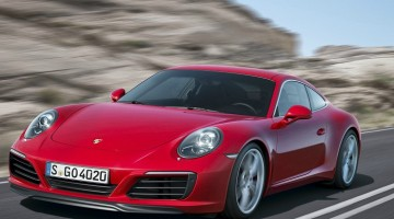 Porsche's new 911 does more with less