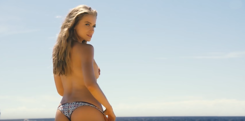 Beautiful Bikini Babe Tanya Mityushina Reveals Intimate Side on Malta