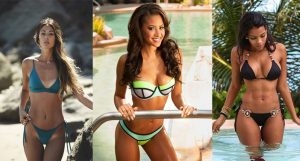 Nine Incredibly Sexy Bikini Babes