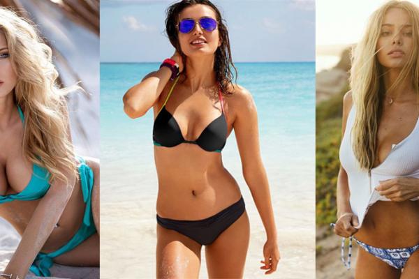 Sexy Beach Babes