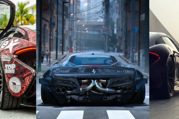 8 Extreme and Amazing Super Cars